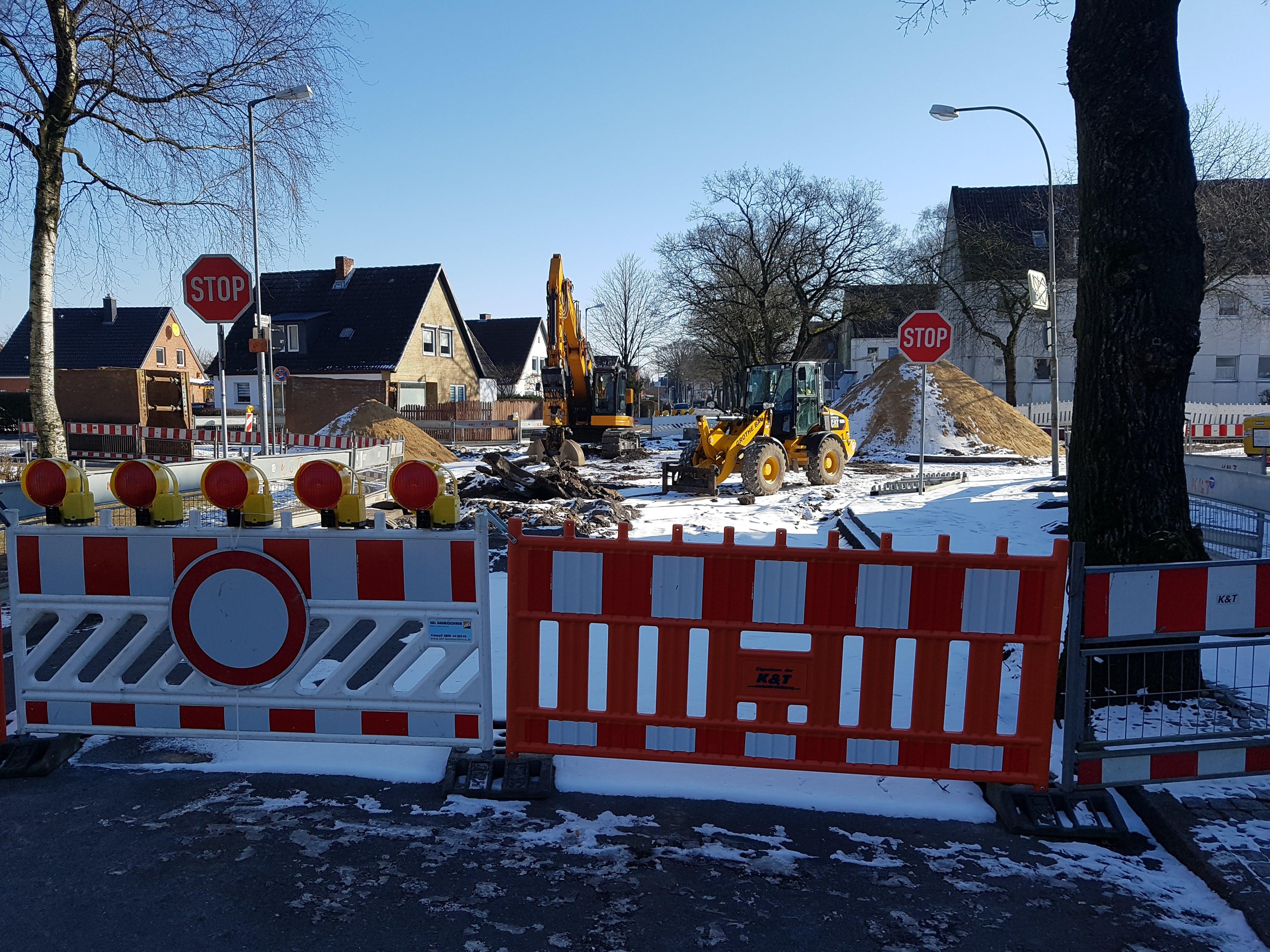 Kronsheider Strasse in Wahlstedt