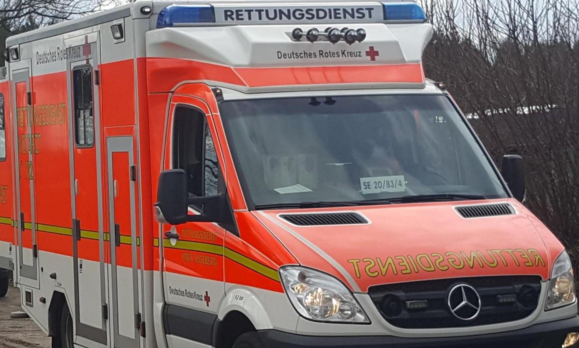 Heinrich Westphal zum Thema ärztliche Versorgung in Wahlstedt