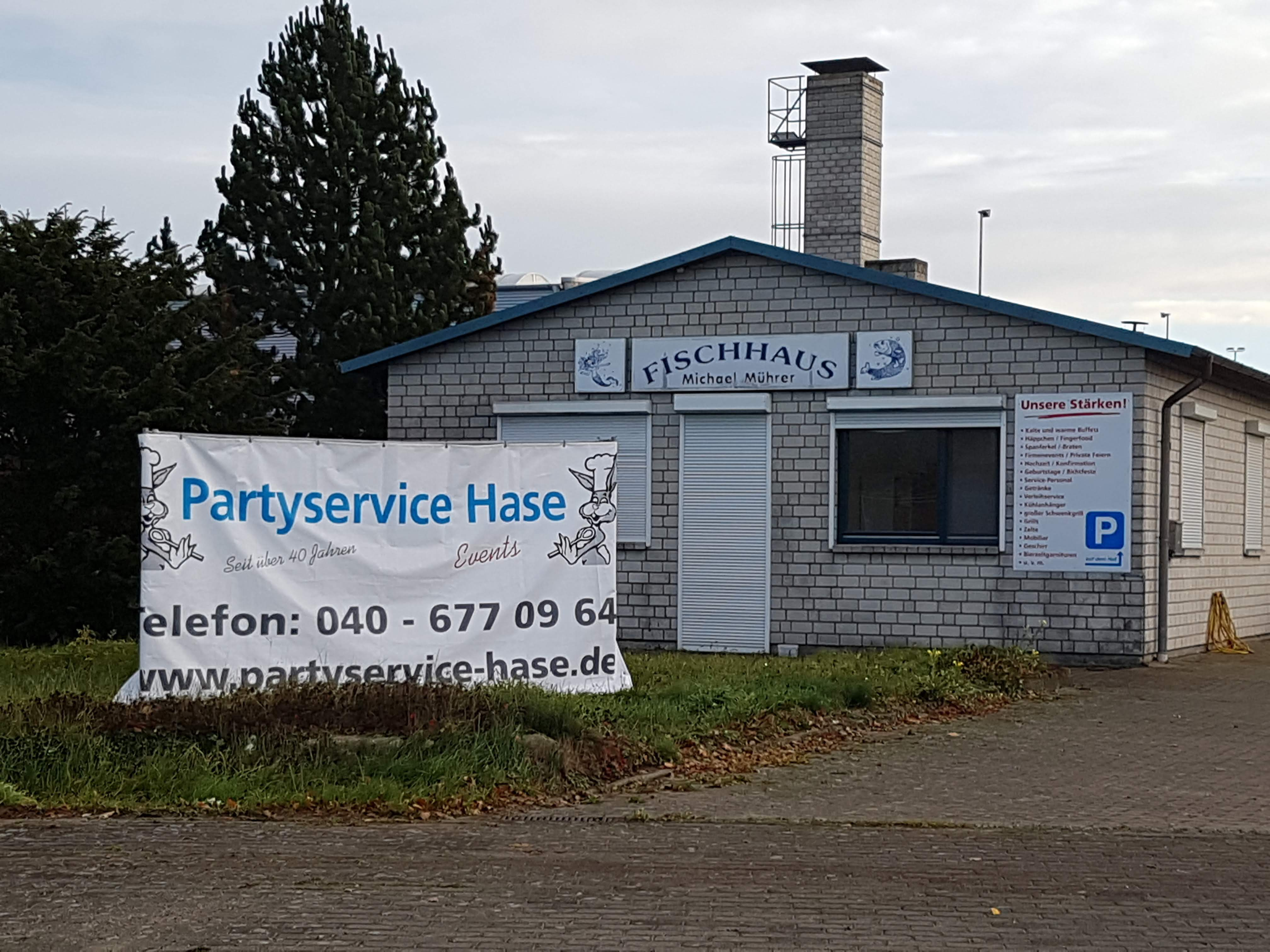 Partyservice Hase in Wahlstedt